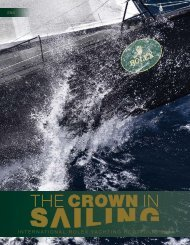 The Crown in Sailing - Regattanews.com