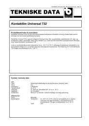 Kontaktlim Universal 732 - Beslaco