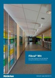 Fibral® Wit - Rockfon