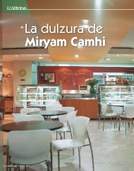 La dulzura de Miryam Camhi - Catering.com.co