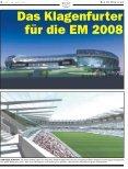 Das Super-Stadion. Kommission wählte einstimmig. - Klagenfurt - Seite 6