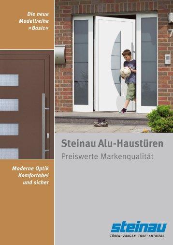 Steinau-Basic-Haustüren-katalog als PDF