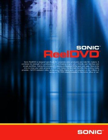 ReelDVD - Audio Intervisual Design, Inc.