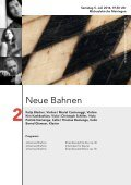 Programm 2014 - Musikfestwoche Meiringen - Seite 5