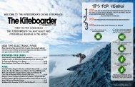 December 2009 - The Kiteboarder Magazine