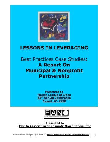 Lessons in Leveraging - Blacktie South Florida