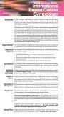 International BreastCancer Symposium - UT Southwestern - Page 2