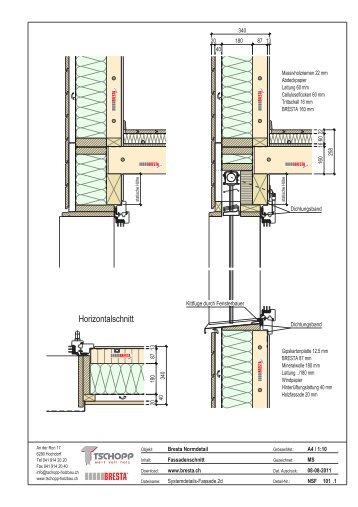 Bresta Decken Doppelseite Tschopp Holzbau Ag