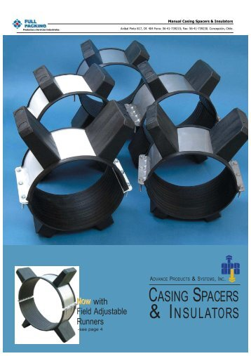 casing spacers & ins.. - FullPacking