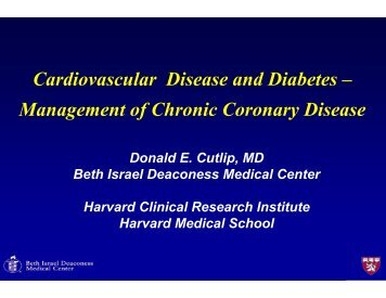 Chronic Coronary Artery Disease Management - Dr Cutlip.pdf