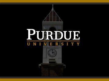Purdue - Indiana Economic Development Corporation - State of ...