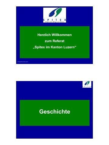 Dokumentation vom Referat - svs-luzern.ch