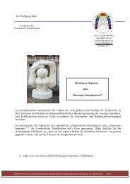 offener Brief an Dr. J. Fedderwitz - Dr. med. dent. Wolfgang Burk ...