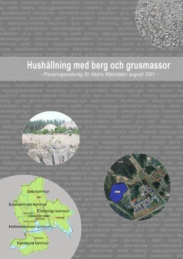 Regionens mål och riktlinjer - Länsstyrelserna