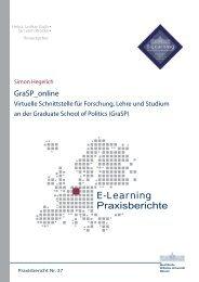 Praxisbericht 37 - ERCIS