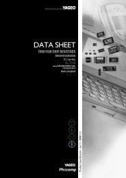 datasheet: pdf - Octopart