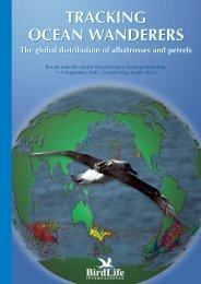 North Pacific: breeding and non-breeding - Biological Sciences