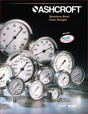 Stainless Steel Case - The Valve Shop