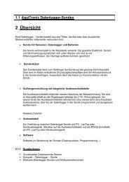 Technisches Handbuch aktuell - Aquitronic