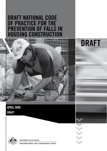 Draft National Code of Practice for the Prevention of Falls in Housing ...