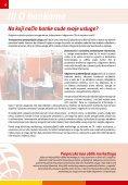 Kako da razgovarate sa bankom - ProCredit Bank - Page 6