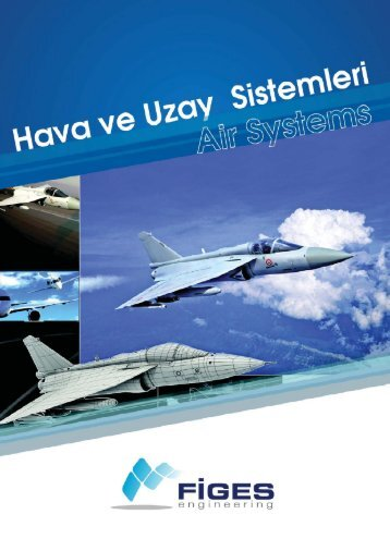 Hava ve Uzay Sistemleri Broşürü - Figes.com.tr