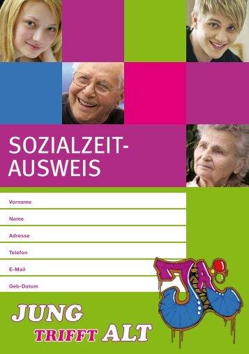 Sozialzeitausweis - Gemeindeentwicklung