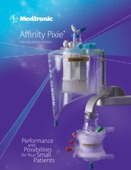 Affinity Pixie® Oxygenation System - Find your ideal - Medtronic