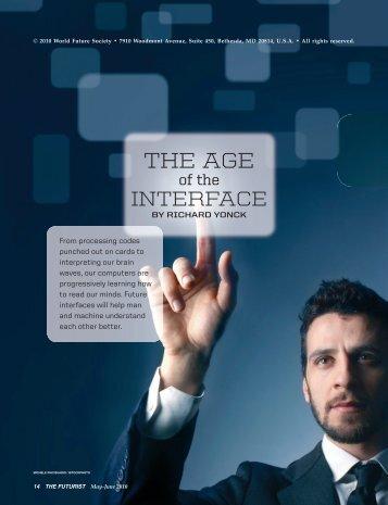 THE AGE - World Future Society