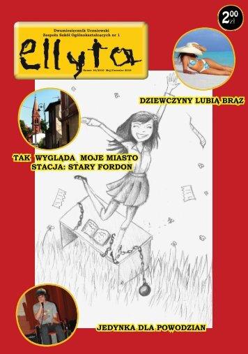 Wydanie 5 2009/2010 - ZSO nr 1