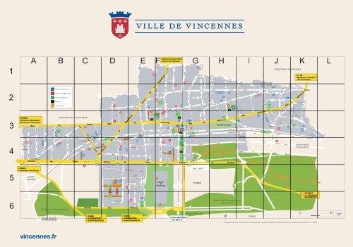 plan de vincennes
