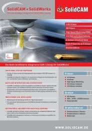 SolidCAM + SolidWorks - i-Protec Produktionstechnik GmbH