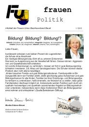 Infoblatt Seite 1 - CDU-Kreisverband Bonn