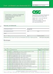 Preis- und Bestell-Liste Werbemittel 2011 - GdP RP LPD Stuttgart