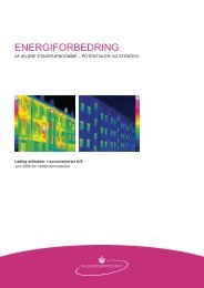 Energiforbedring af ældre etageboliger - De Store Bygningers Økologi