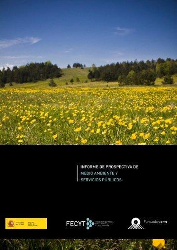 Informe_MASSPP - ICONO - Fundación Española para la Ciencia y ...