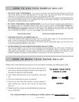 Sample Ballot - Riverside County Registrar of Voters - Page 5