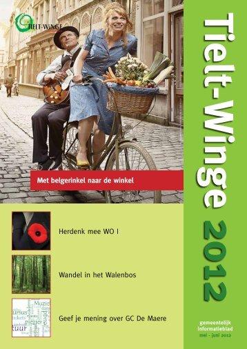 Herdenk mee WO I Wandel in het Walenbos Geef je mening over ...