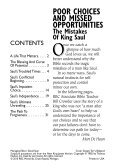 the Mistakes of King Saul - RBC Ministries - Page 2