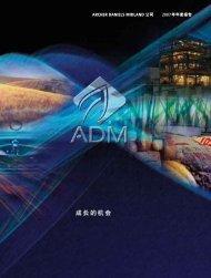 2007 Annual Report - ADM