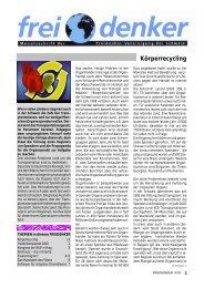 09 - Freidenker-Vereinigung der Schweiz