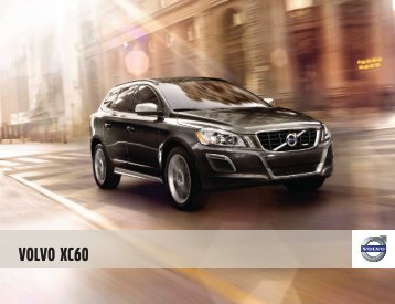Κατεβάστε το e-brochure του XC60 εδώ. - Volvo
