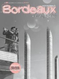 Bordeaux Magazine n°400 - Décembre 2012