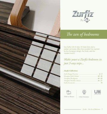 The Zen of Bedroom Design - Basically Doors & Bella bedroom brochure - PDF download - Basically Doors