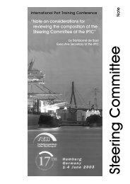 Bartolome de Boer Steering Commitee Note - IPTC