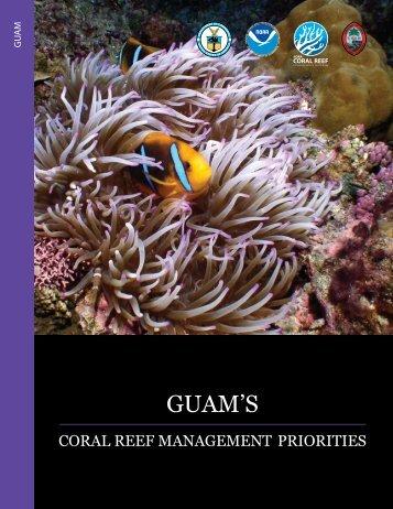 Guam's Coral Reef Management Priorities - NOAA's Coral Reef ...