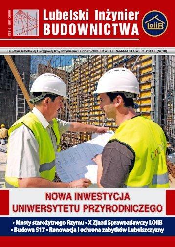 nowa inwestycja uniwersytetu przyrodniczego - Lubelska Okręgowa ...