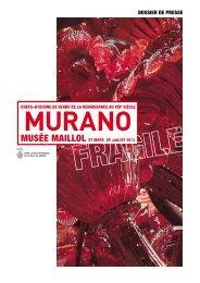 DOSSIER DE PRESSE - Musée Maillol