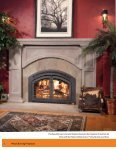 FPX Wood-Burning Fireplaces Brochure - The Firebird - Page 2