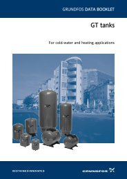 GT tanks - Online Pump Supplies